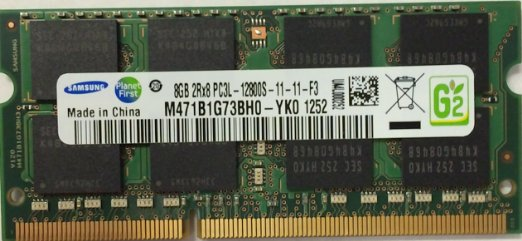 RAM LAPTOP 8GB PC3L