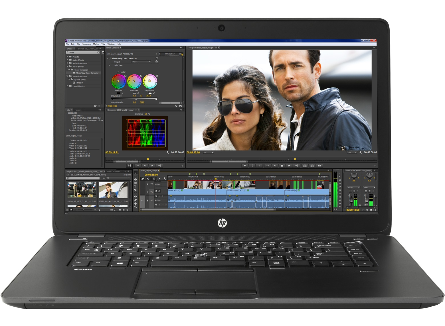 Laptop HP Zbook 15 G2