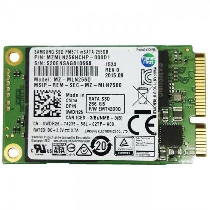 Ổ SAM SUNG MSATA 256GB