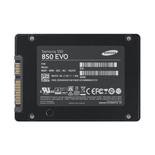 Ổ SSD SAM SUNG EVO 840 120GB